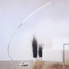 Chromo 151cm Arched Floor Lamp