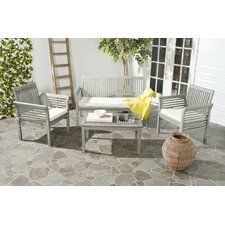 Armin 4 Seater Outdoor Dining Set
