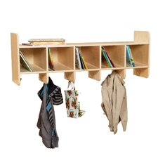 5 Compartment Cubby