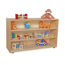 Shelving Unit with Casters