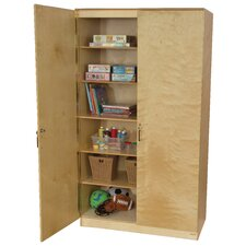 Teacher's 1 Compartment Classroom Cabinet with Doors
