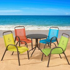 Plastic Patio Dining Sets You Ll Love Wayfair