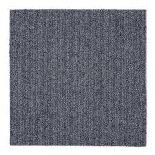 "Nexus 12"" x 12"" Carpet Tile in Gray"