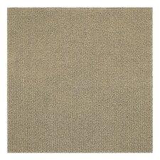 "Nexus 12"" x 12"" Carpet Tile in Tan"
