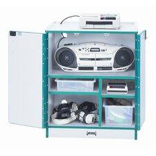 Lockable Classroom Cabinet with Doors