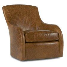 Bucket Swivel Arm Chair