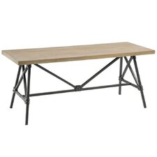 Cooper Wood Dining Bench