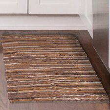 Chindi Tonal Hand-Woven Brown/Beige Area Rug