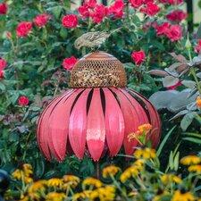 Coneflower Decorative Bird Feeder