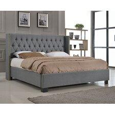 Upholstered Platform Bed  Rosalind Wheeler