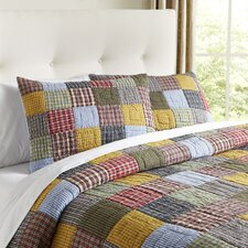 Sheldon Quilted Bedding Collection