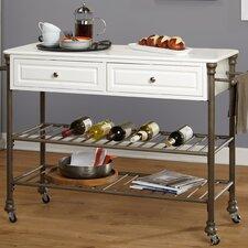 Larose Kitchen Cart