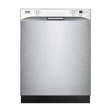"Midea 24"" 52dBA Built-In Dishwasher"