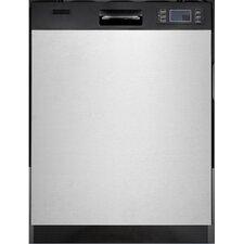 "Midea 24"" 53 dBA Built-In Dishwasher"