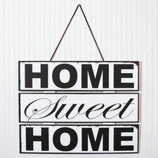'Home Sweet Home' Wall Decor