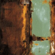 Copper Age II by Marc Johnson Painting Print on Wrapped Canvas