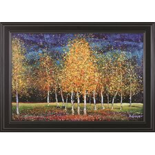 Evening Grove Melissa Graves-Brown Framed Painting Print
