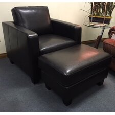 Enjoy Your Way Of Living Ocala Club Chair and Ottoman