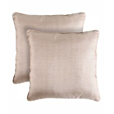 Bling Shimmering Throw Pillow (Set of 2)