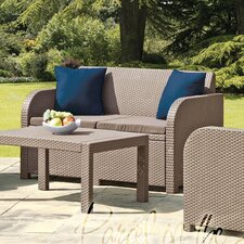 Trieste 4 Seater Sofa Set with Cushions