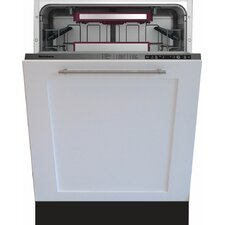 """24"""" 45 dBA Built-In Dishwasher with Panel Overlay"""