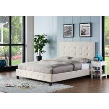 Reyna Upholstered Platform Bed  Zipcode™ Design