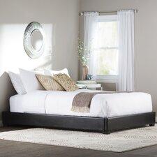 Alex Upholstered Platform Bed  Zipcode™ Design