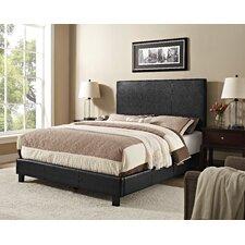 Andre Queen Upholstered Platform Bed  Zipcode™ Design