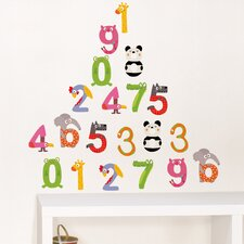 Multiplication Decorative Wall Decal