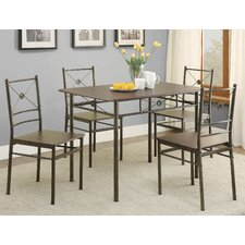 Mayflower 5 Piece Dining Set