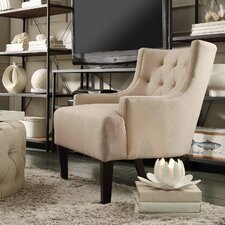 Barwood Tufted Accent Arm Chair