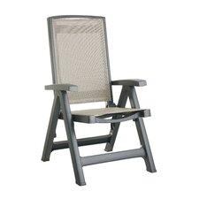 Esmeralda Lux Textilene 5 Position Folding Chair