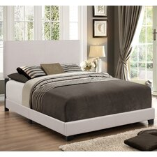 Empire Upholstered Panel Bed