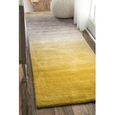 Bier Sion Yellow Area Rug
