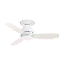 """44"""" Desouza 3 Blade Ceiling Fan with Remote"""