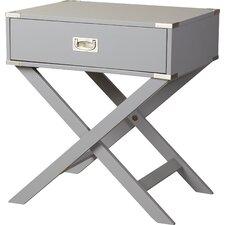 Marotta 1 Drawer End Table