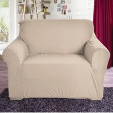 Polyester Arm Chair Slipcover