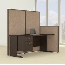 ProPanel 2 Piece Desk Office Suite