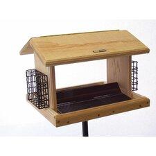 11 Quart 2-Sided Cedar Suet Bird Feeder