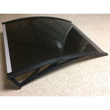 Palram Feria 10ft H X 9ft D Patio Awning Sidewall Kit