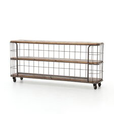 Casters Console Amp Sofa Tables You Ll Love Wayfair