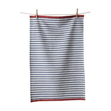 Horizontal Stripe Towel (Set of 2)