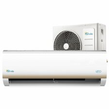 Leto 12,000 BTU Ductless Mini Split Air Conditioner with Remote