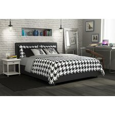 Spruce Hill Upholstered Platform Bed  Varick Gallery®