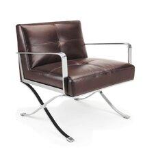 Northbridge Leather Slipper Chair