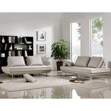 Thayne Radford Modern Sofa Bed Set (Set of 2)