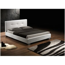Maisie Upholstered Platform Bed