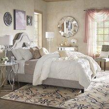 Nais Upholstered Platform Bed  Lark Manor