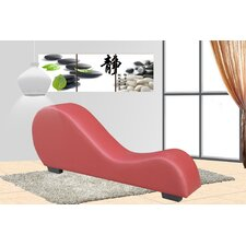 Red chaise lounge chairs you 39 ll love wayfair for Chaise yoga