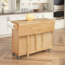 Kitchen islands carts you 39 ll love wayfair - Petite table pliante ikea ...